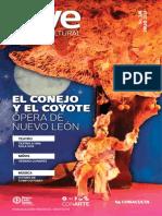 Agenda cultural de Conarte | julio 2014