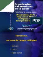 Ugarte Preparativos Alerta y Respuesta a Bioterrorismo y Otras Emergencias Sanitarias