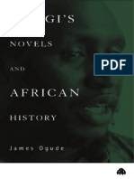 Ngugi's Novels And African History