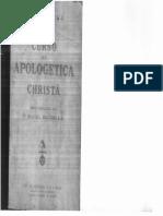 Pe. Devivier - Curso de Apologética Cristã (Escaneado)