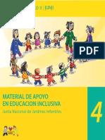Material de Apoyo en Educacion Inclusiva