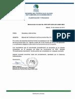 Manual de Codificación de Documentos Revisión 2 0