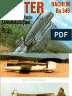 Waffen Arsenal - Band 118 - Bachem Ba 349 Natter