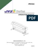 JV3S Operation Manual[1]