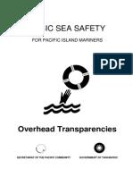 Basic Sea Safety - Overhead Transparencies