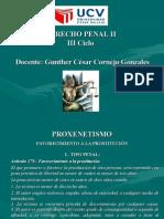 14 Unidad - Derecho Penal II