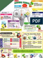 Nintendo64Yoshi'sStoryQuickReferenceCard
