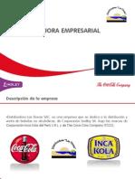 Distribuidora Las Dunas Sac. - Proyectos (1)
