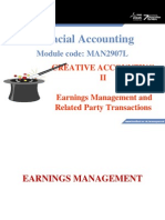 Lecture 11 - Creative Accounting 2(1)