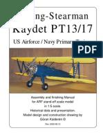 Boeing-Stearman Kaydet PT13_17