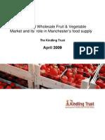 New Smithfield Wholesale Market Report