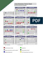 ywecs calendar 2014-15 final