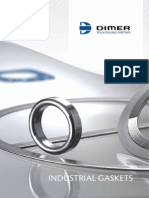 DIMER Catalogue of Industrial Gasket
