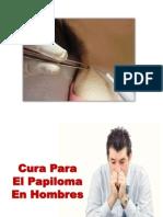 tratamiento para curar virus papiloma humano hombres