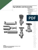 79008 Sampling Cylinders