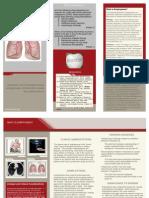 emphysema brochure