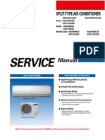 Service Manual AQV09NSD
