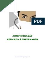 Apostila - Administra__o Aplicada _ Enfermagem