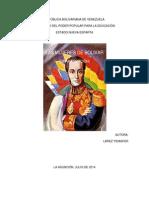 Las Mujeres de Bolivar