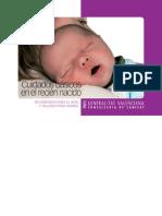 Cuidados Basicos Del Recien Nacido