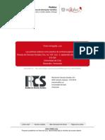 PP Como Contrainsurgencia Social (Arriagada, 2010)