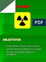 Radiaciones_Ionizantes Exposición