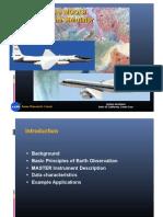 MASTER - The MODIS/ASTER Airborne Simulator - SARP 2014