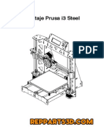 Montaje Prusa i3 Steel