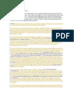 Property Tax Rollback Response November 25 2009