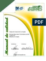 Manual de Calidad - Versión 13- De 2013 Ccg (1)