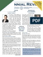 Centennial Review - July 2014