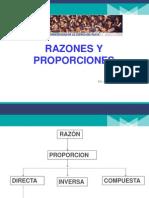 Razones Proporcionalidad Clase 2