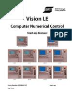 Vision LF CNC