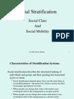 201.10 Social Stratification