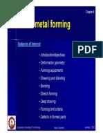 06 Sheet-metal Forming
