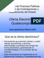 Capacitacion Modulo Oferta Electronica Compra Directa