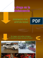 La Droga Ayrton Rossi