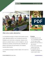 Ecotecnias y Accion Greendome