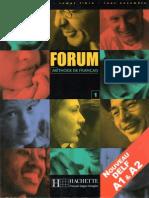FORUM Méthode Francaise MODULE 1