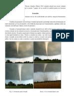 Model de analiza al fenomenului meteo climatic de risc