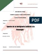 Monografía de COGNITIVISMO la firme