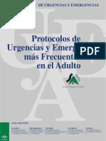 Protocolos de Urgencias y Emergencias Frecuentes Adulto