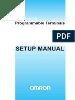 V062 E1 03 NT31 NT31C Setup Manual