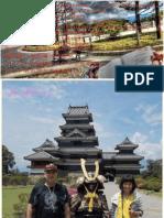 Castillo Matsumoto y Templos en Nagano 2014
