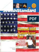 North Jersey Jewish Standard, July 4 2014