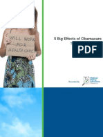 5 Big Effects Obamacare