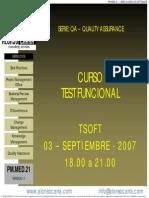 Curso Testing Funcional (Alonso Carra)