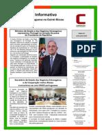 Boletim nº 20 da Cooperação Portuguesa Na Guiné-Bissau