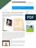 Vuelve El Debate Sobre Opsculo de Hitler DW