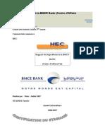 27a398d9ed5305ed1385657608b383c5 Rapport de Stage a La BMCE Bank